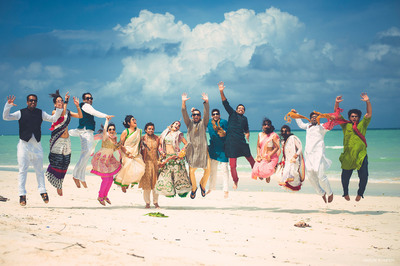 Varun suresh photography beach wedding