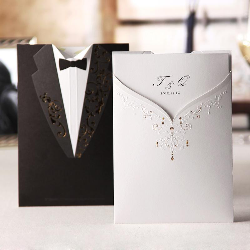 Wedding invitation cards ideas