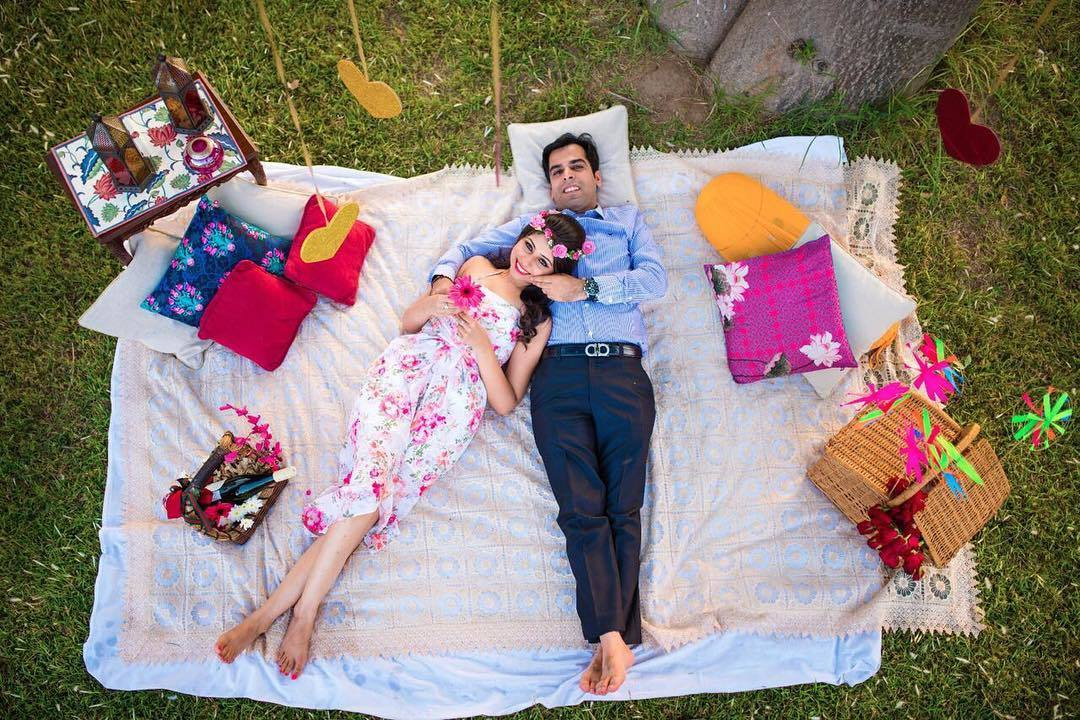 15 Unique Pre Wedding Shoot Ideas For Every Kind Of Couple Magzian