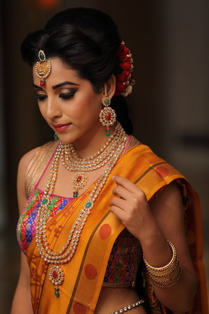Bridal makeup hd makeup chennai vurvesalon1