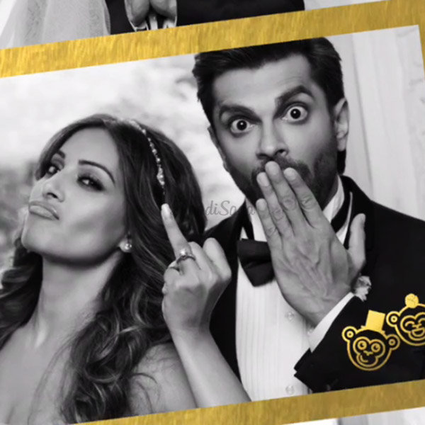 Bipasha basu flaunting her engagement ring in the wedding invite 201604 697960