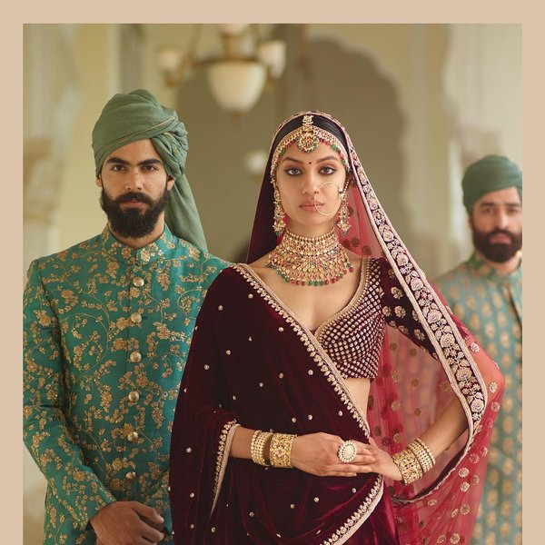 Sabyasachi autumn winter 2017 collection